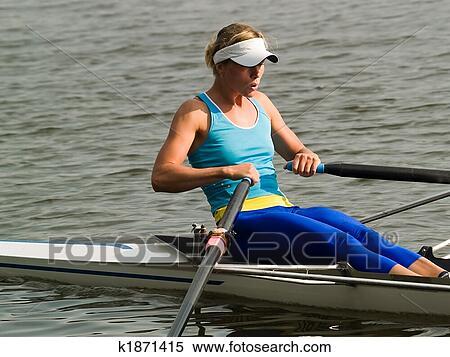 geld dame watersport