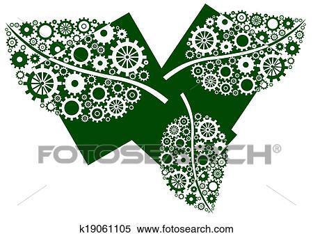 失量图库-卡座的树叶,三,块火锅店绿色设计图图片