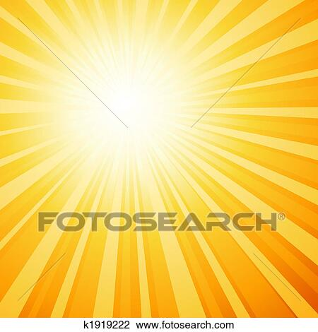 Clip Art Sunburst Clipart clipart of sunburst background k3254980 search clip art sunburst