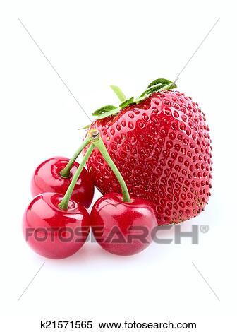 梦见草莓樱桃