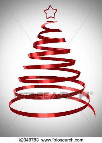 zeichnung weihnachtsbaum abstrakt k2048783 suche. Black Bedroom Furniture Sets. Home Design Ideas