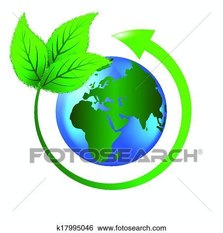 剪贴画 - 世界, 生态图片