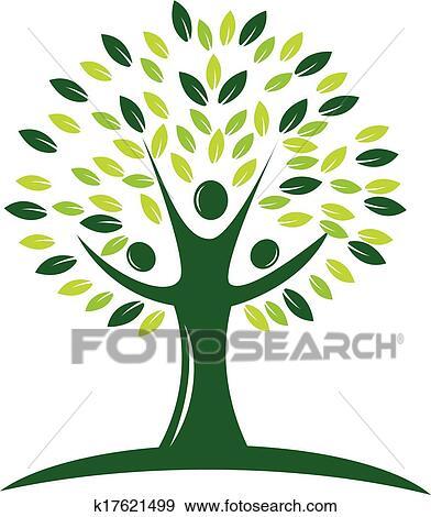 clip art gr252ner baum logo k17621499 suche clipart