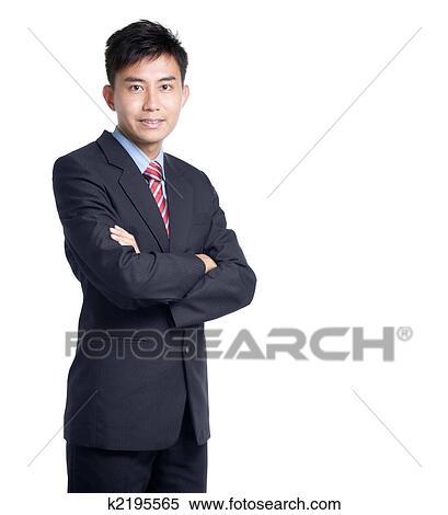 stock bild portr t von asiatische chinesischer. Black Bedroom Furniture Sets. Home Design Ideas
