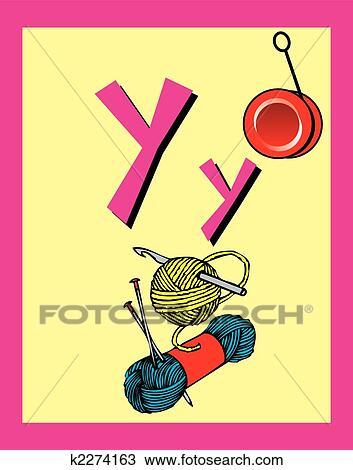 Clipart flashcard alfabeto k2274163 buscar clip art ilustraciones de murales imagenes y - Grado superior de jardin de infancia ...