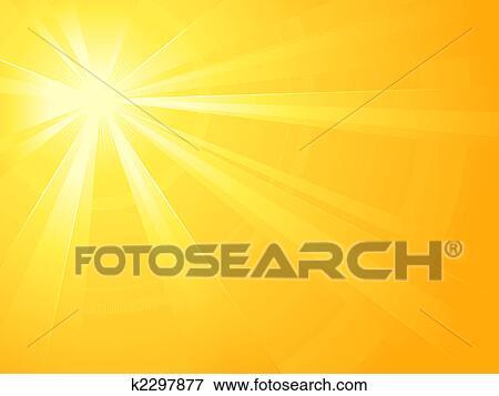 clip art asymmetrisch sonne licht bersten k2297877 suche clipart poster illustrationen. Black Bedroom Furniture Sets. Home Design Ideas