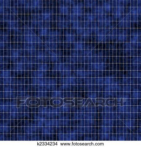 Drawings Of Close Up Texture Of Solar Panel K2334234