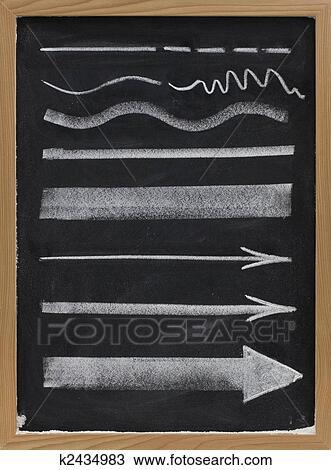 setas e efeitos negros - photo #41