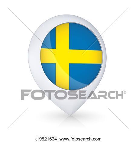 zeichnungen navigationsger t symbol mit schwedische. Black Bedroom Furniture Sets. Home Design Ideas