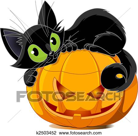 Clipart gatto nero k2503452 cerca clipart for Gatto clipart