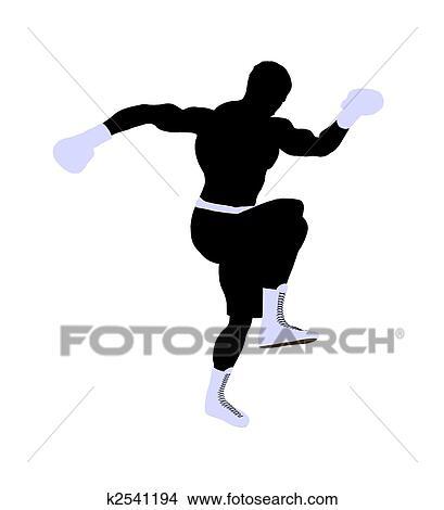 手绘图 - 男性, boxng图片
