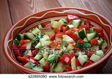 Салат арабский рецепт с фото
