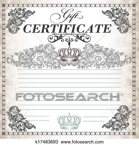gift certificate prints