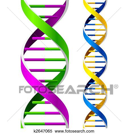 clipart of dna strands seamless k2647065 search clip art rh fotosearch com dna clipart transparent dna clipart png