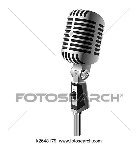 Old Styled Microphone Isolated On White Background Vector 1300061 moreover 523014441 together with Icons Of Sound Devices Vector 4615279 moreover Meilleure Site html likewise Radio Tv Clipart. on old fashioned radio microphone icons