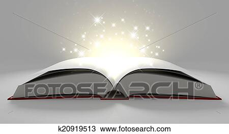 Captivating open book vector pictures