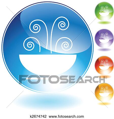 Bowl soup Clipart Vector Graphics. 2,172 bowl soup EPS clip art ...