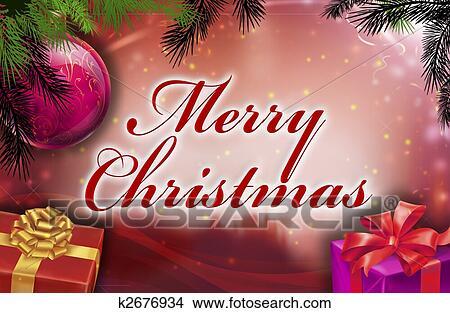 zeichnungen frohe weihnacht w nsche k2676934 suche. Black Bedroom Furniture Sets. Home Design Ideas