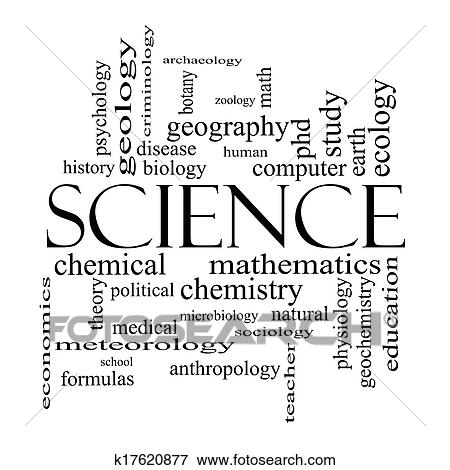 a science word