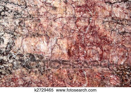 stock bild rosa rot nat rlich schneiden marmor gestein texture k2729465 suche. Black Bedroom Furniture Sets. Home Design Ideas