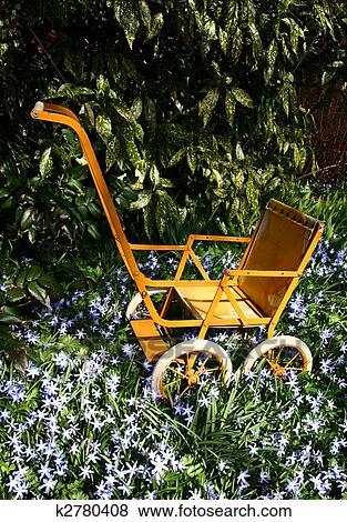 Bilder arbeiten garten spielzeug kinderwagen k2780408 for Garten spielzeug