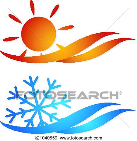 cold air conditioner clipart. air conditioning design for business, vector cold conditioner clipart c