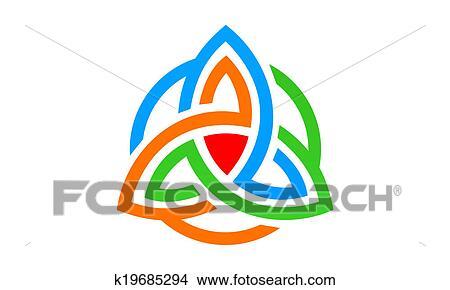 摘要, 三角形