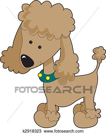 Dessin caniche abricot k2918323 recherchez des cliparts des illustrations et des images - Dessin caniche ...