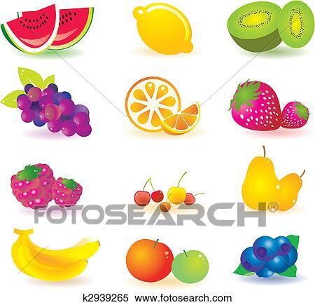 Clipart frutta modello k2939265 cerca clipart for Clipart frutta