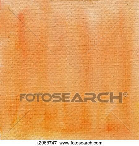 bild pfirsich farbe aquarell abstrakt mit segeltuch struktur k2968747 suche. Black Bedroom Furniture Sets. Home Design Ideas