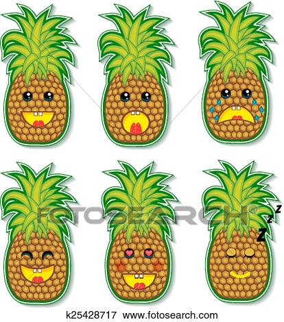 Frische Ananas mit Baileys-Sahne Rezept LECKER