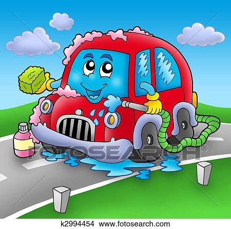 Car wash Illustrations and Clip Art. 450 car wash royalty free ...