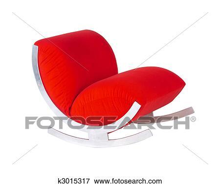 Immagine mezzo secolo moderno sedia dondolo k3015317 - Sedia a dondolo disegno ...