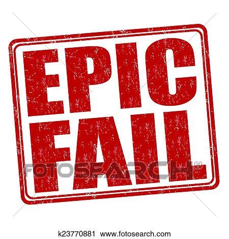Epic Fail Clipart Clipart Epic Fail Stamp