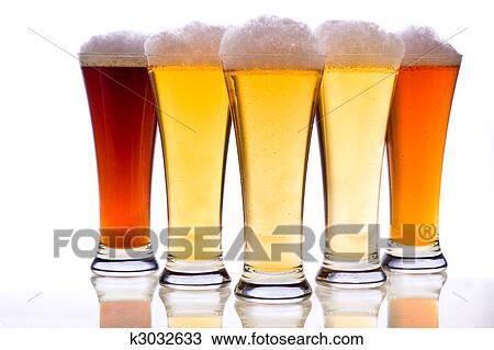 Archivio fotografico bicchieri birra k3032633 cerca for Bicchieri birra prezzi