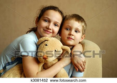 Фото брат и сестра частное