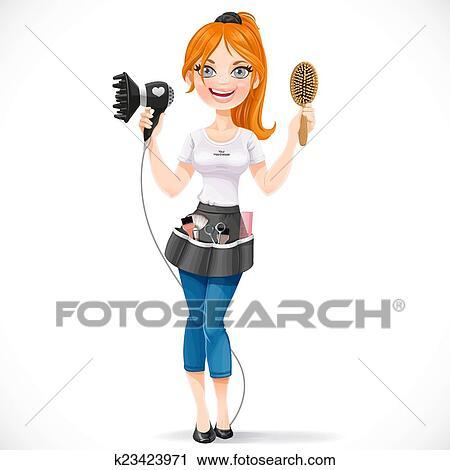 Beautician Clipart Royalty Free. 1,138 beautician clip art vector ...