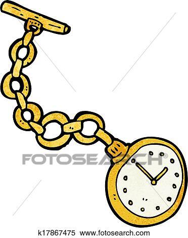 Taschenuhr clipart kostenlos  Clipart - karikatur, alt, taschenuhr k17867475 - Suche Clip Art ...