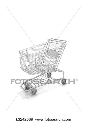 - 空, 购物车