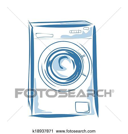 Tafelschwamm clipart  Waschmaschine Clipart | daredevz.com