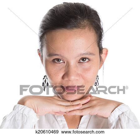 Photos de dames asiatiques