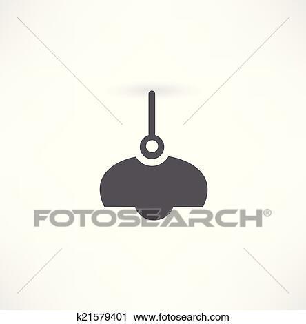 Deckenlampe clipart  Clipart - decke lampe, symbol k21579401 - Suche Clip Art ...