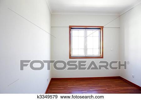 创意摄影图片库 - 空房间