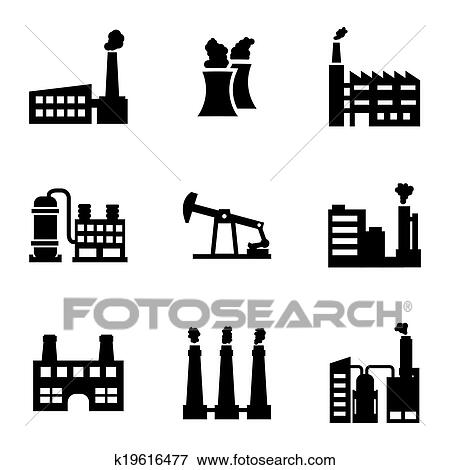 90029 Oil And Industrial Vector Outline Icons in addition Oilfield icons additionally Stock Images Factory Industry Chain Sprocket Silhouette Illustration Web Image33664034 additionally Stock Illustration Oil Petrol Icon Set Petroleum Industry Icons Image46938870 additionally Industria Aceite Conjunto Icono 10767926. on refinery silhouette
