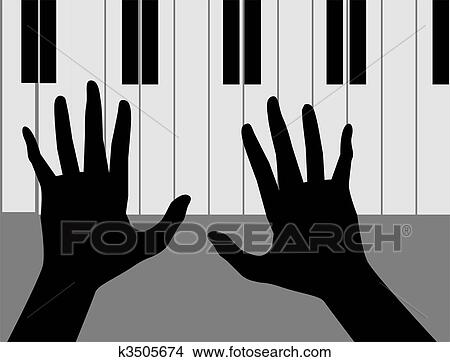how to play piano two hands