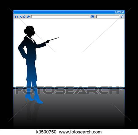 Clip Art Browser Page