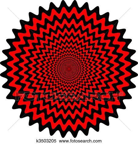 Clipart optische illusie k3503205 zoek clipart illustratie fresno 39 s tekeningen en vector - Ongewoon behang ...