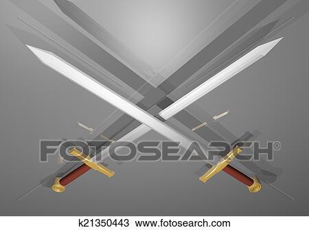 手绘图 - 二, 剑