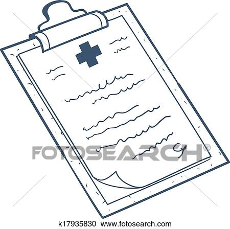 clipart of prescription case history card isolated on white rh fotosearch com clipart prescription bottle clipart prescription bottle