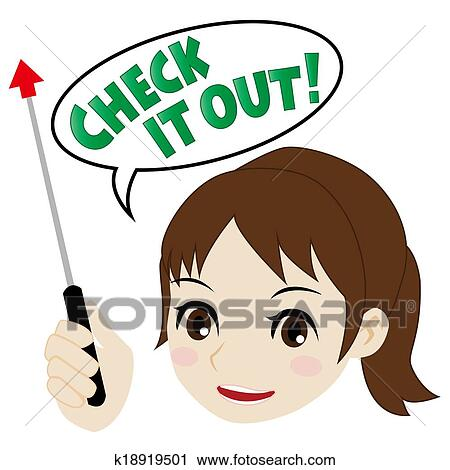clipart of asian girl explains k18919501 search clip art rh fotosearch com asian family clipart asian clipart border